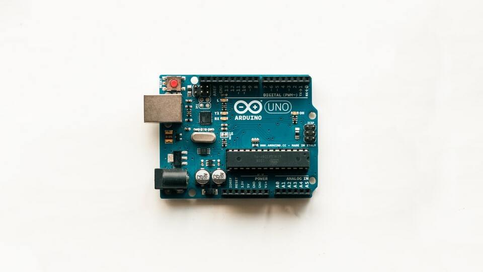 Arduino Programming using simple drag and drop Blocks