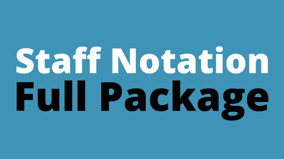 Staff Notation