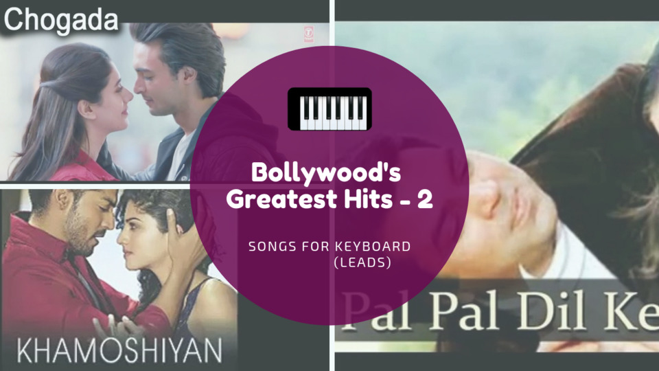 Bollywood's Greatest Hits (2) : Leads
