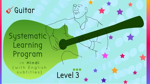 Systematic Guitar Learning Program (Level 3)