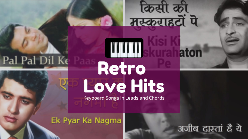 Retro Love Hits