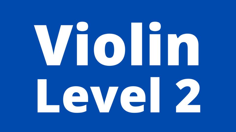 Violin Level 2